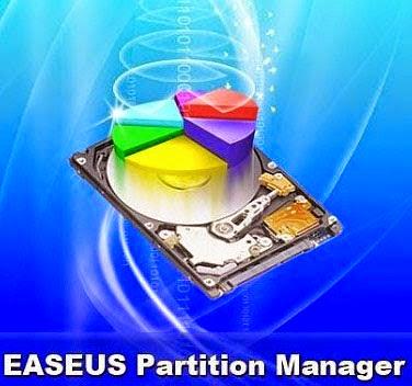 Cara Membagi / partisi hardisk dengan EASEUS