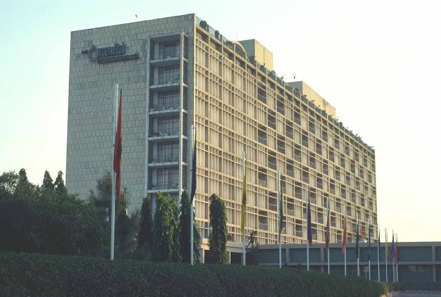 The Oberoi Hotels, New Delhi
