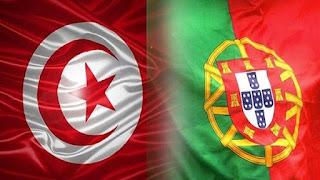 موعد مباراة تونس والبرتغال الودية والقنوات الناقلة للمباراة