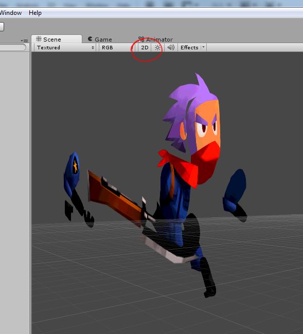 Totally Sweet Red Hoodie: Tutorial - Using Unity 2D's Dope