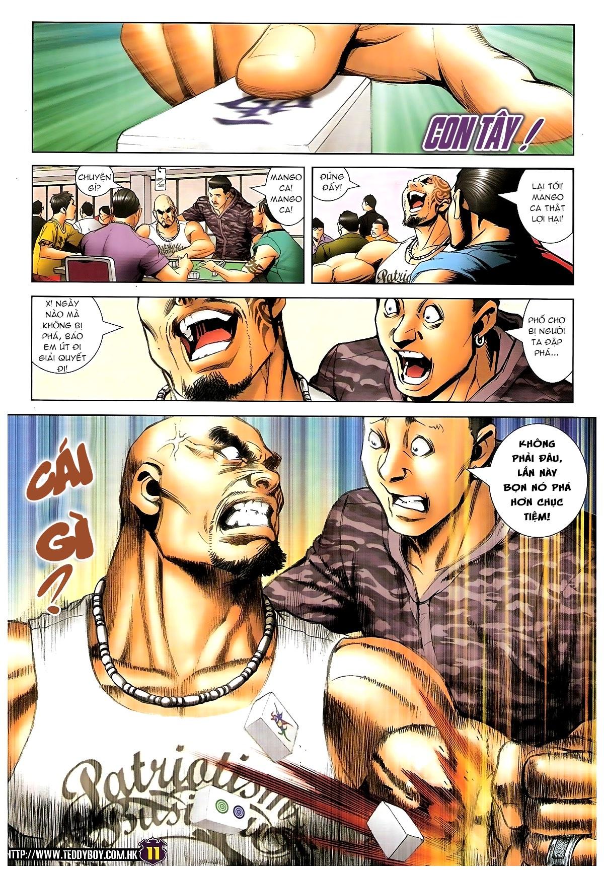 Người Trong Giang Hồ - Chapter 1438: Tứ Đại Quyền Vương - Pic 8