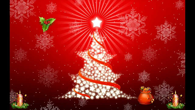 merry christmas hd wallpaper new
