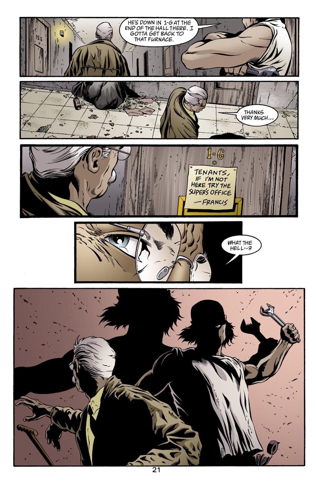 Detective Comics (1937) 785 Page 21