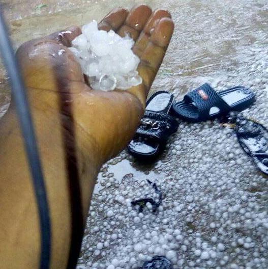 hailstones ado ekiti