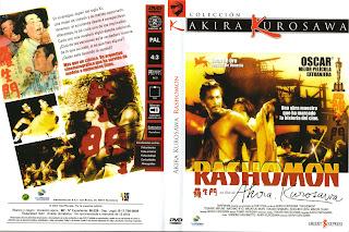 Carátula dvd:Rashomon (1950)
