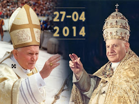 Canonization of Pope John Paul II and Pope John XXIII