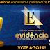 Continua a votação para a escolha do Prêmio Evidência 2018. Participe!