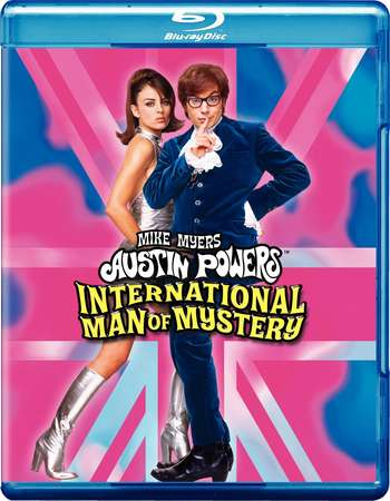 Poster Of Austin Powers International Man of Mystery 1997 English 300MB BRRip 480p ESubs Free Download Watch Online