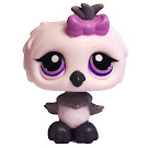 Littlest Pet Shop Tubes Owl (#449) Pet