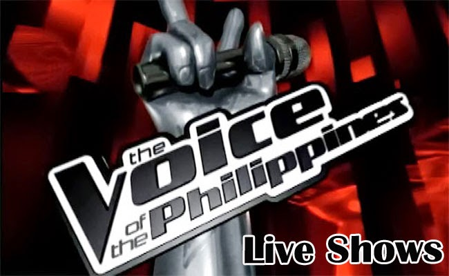 The Voice of the Philippines Season 2 Live Shows Team Sarah Voting Percentage January 25