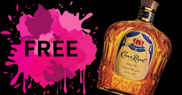 FREE Crown Royal Labels