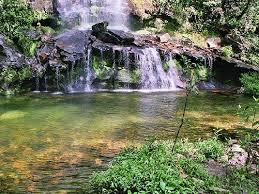 Cachoeira em Pirenópolis