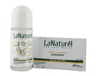 lanaturel deodorant