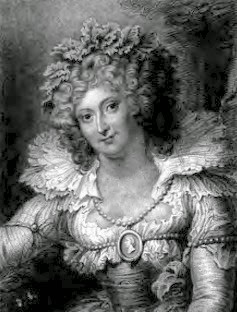 Mrs Fitzherbert from Memoirs of George IV by Robert Huish (1830)