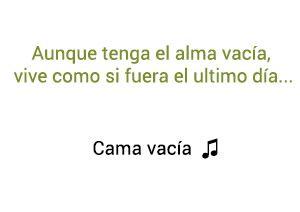Ozuna Cama Vacía significado de la canción.