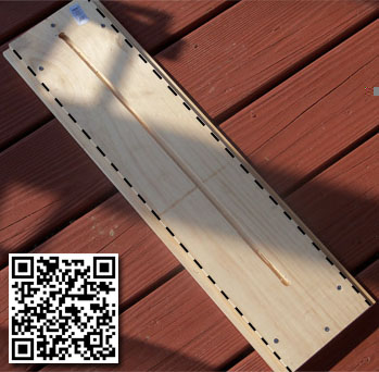 Wood Craft Assembly Tk Clock