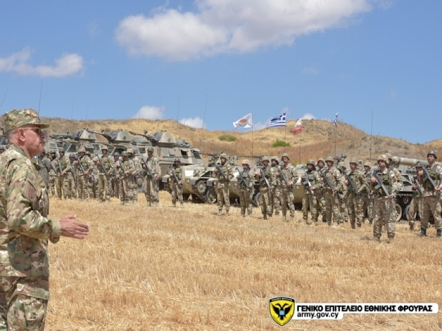 Κύπρος: Ολοκλήρωση ΤΑΜΣ «ΝΙΚΗΤΗΣ-ΔΗΜΗΤΡΑ 2020» (ΦΩΤΟ)
