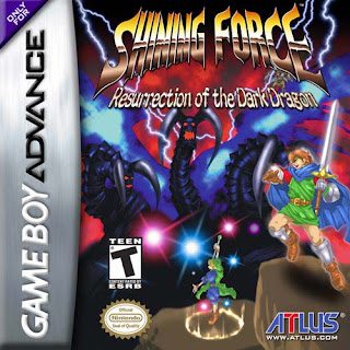 Shining Force - Resurrection of the Dark Dragon ( BR ) [ GBA ]
