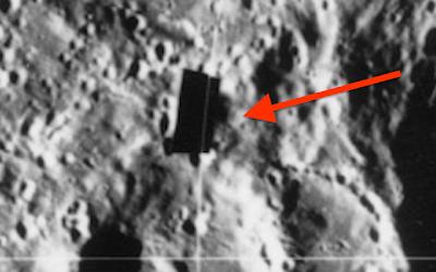 ancient spacecraft on moon clementine satellite - photo #10