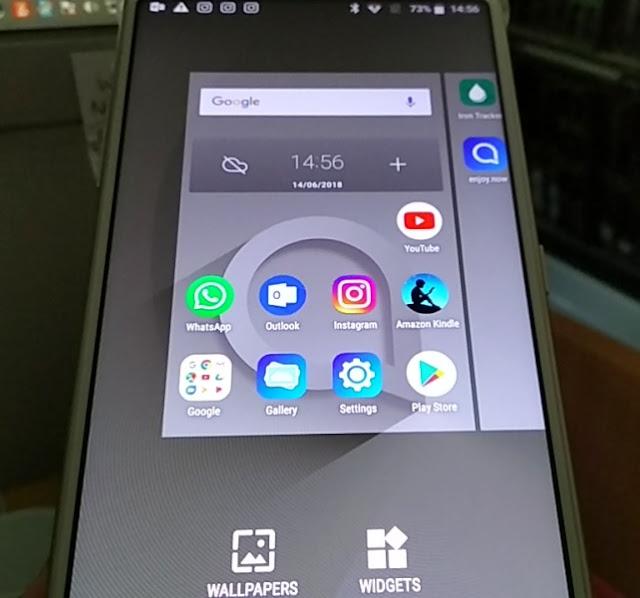 Alcatel 3V 1080p Smartphone 18:9 Display And Dual Camera System