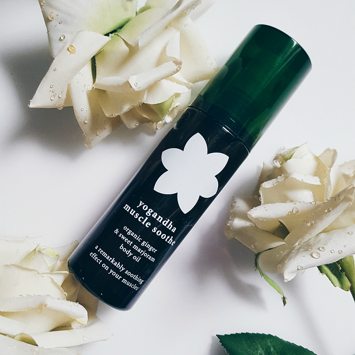 Review: yoghanda - Muscle Soothe Body Oil - 125ml - £24.95 - LoveLula