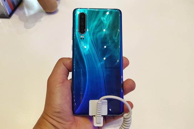 Huawei P30 debuts in the Philippines at PHP 36,990