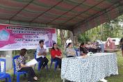 Selamatkan Kuburan Adat, Eva Sarundajang Reses ke Tendeki