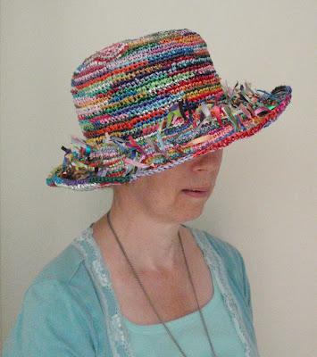 Kado lintjes hoed