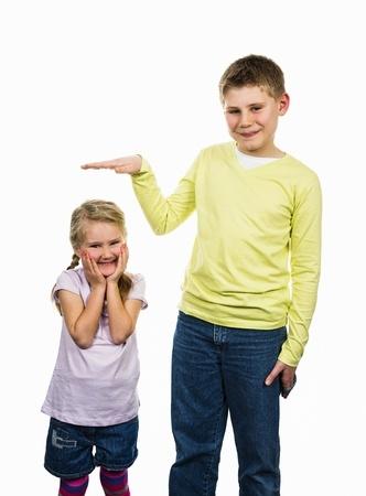 Cara Mencegah Anak Berperawakan Pendek
