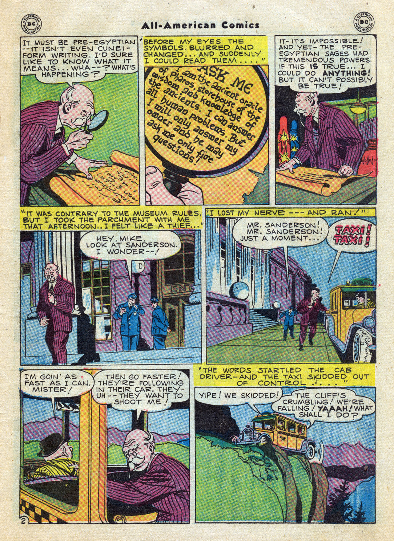 Read online All-American Comics (1939) comic -  Issue #79 - 11