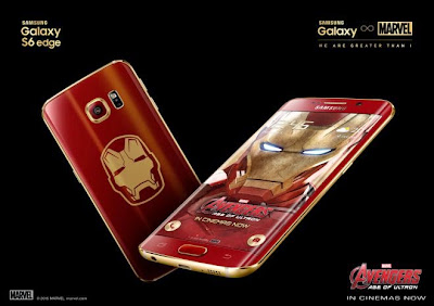 Il Samsung di Iron Man Limited Edition