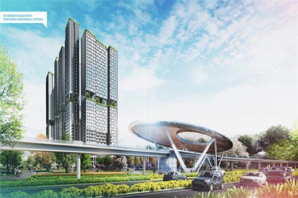 Apartemen Gangnam District