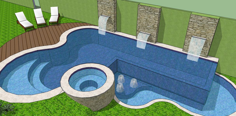 Projetos de piscinas 39 39 fotos 39 39 projetos de piscinas raoni for Piscina de acrilico