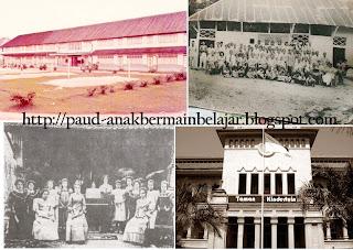 PAUD di Indonesia, Sekolah Anak, Kingdergarten, Pelopor PAUD di Dunia
