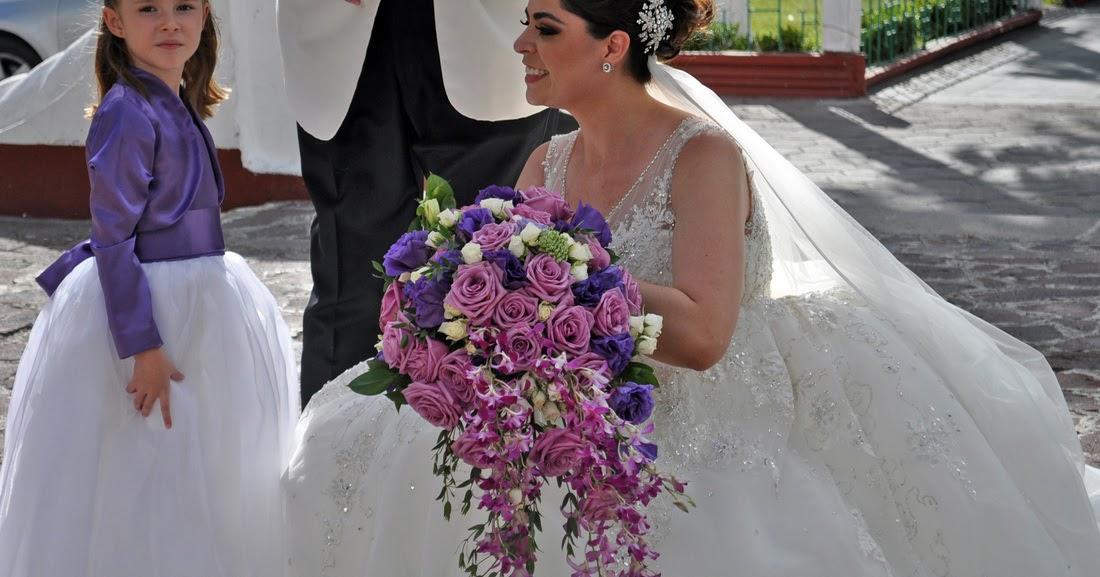 Combina tu ramo con tu vestido de novia | Idea Floral
