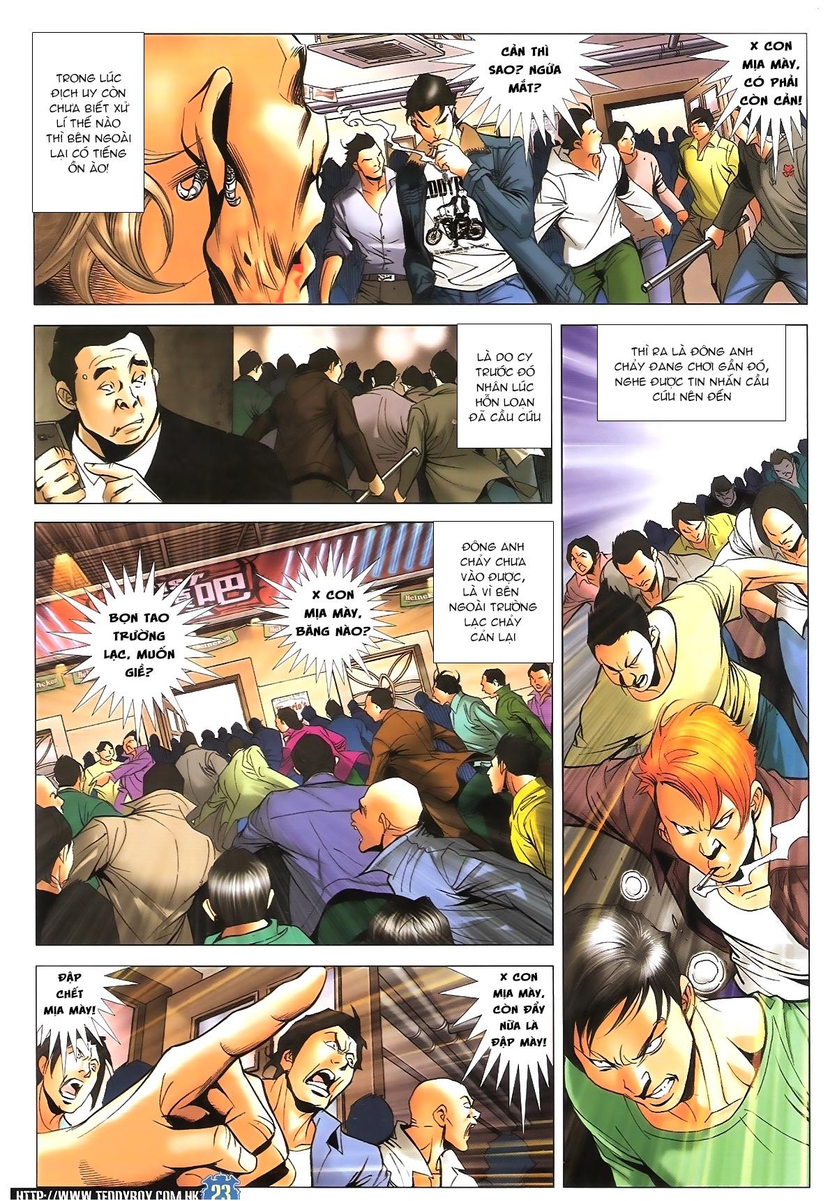 Người Trong Giang Hồ - Chapter 1599: Lật tung hẻm Bảo Lặc - Pic 19