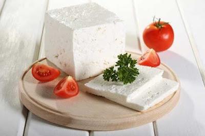 الجبنة البيضاء الدايت