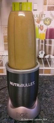 Nutribullet murky smoothie