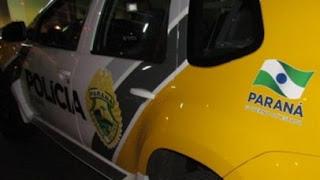 Ladrões armados roubam celulares e quantia em dinheiro na cidade de Palmital