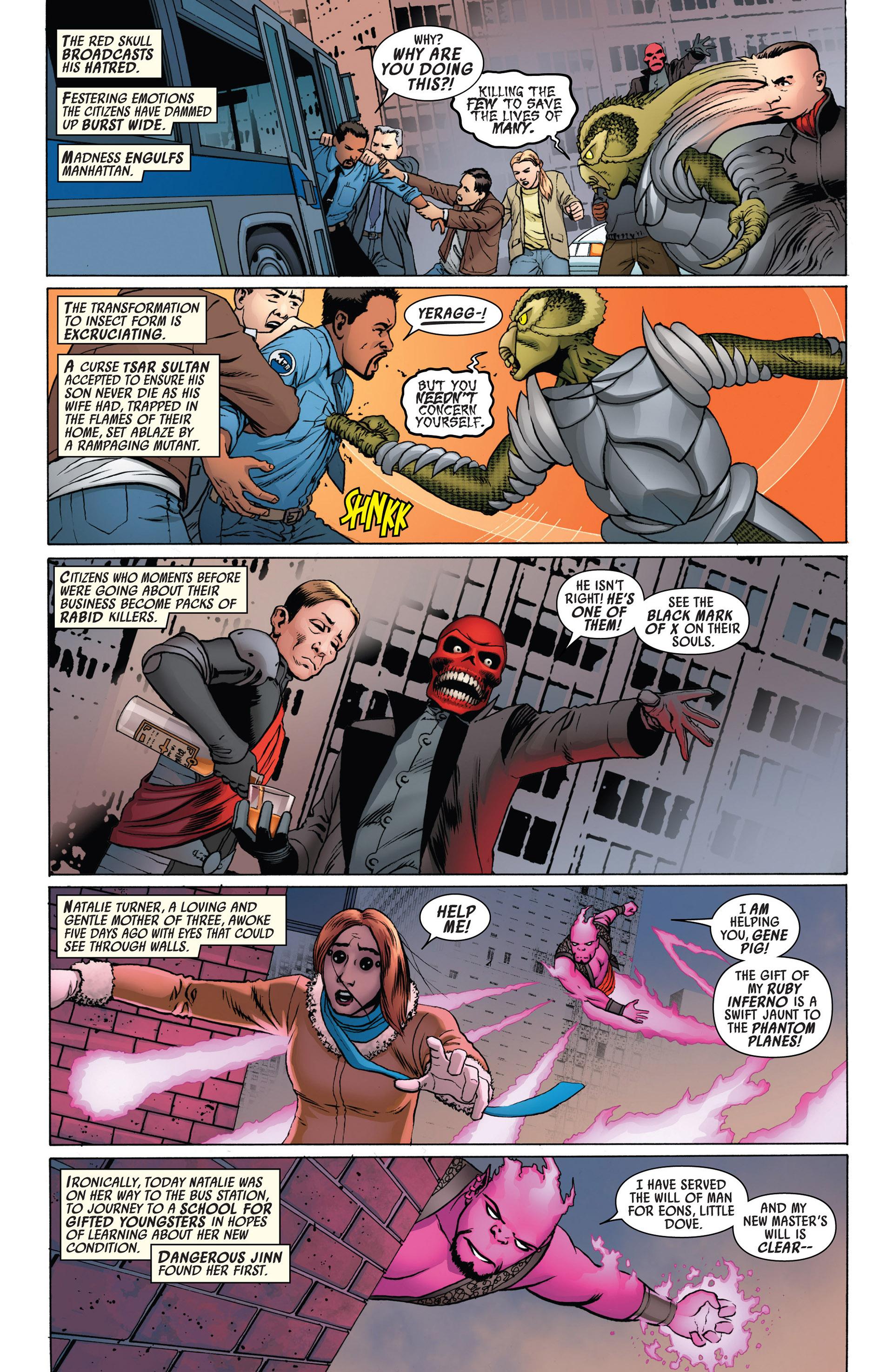 Read online Uncanny Avengers (2012) comic -  Issue #3 - 7