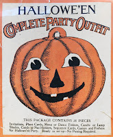 The Sane Halloween Observer examines this vintage Halloween collectible.