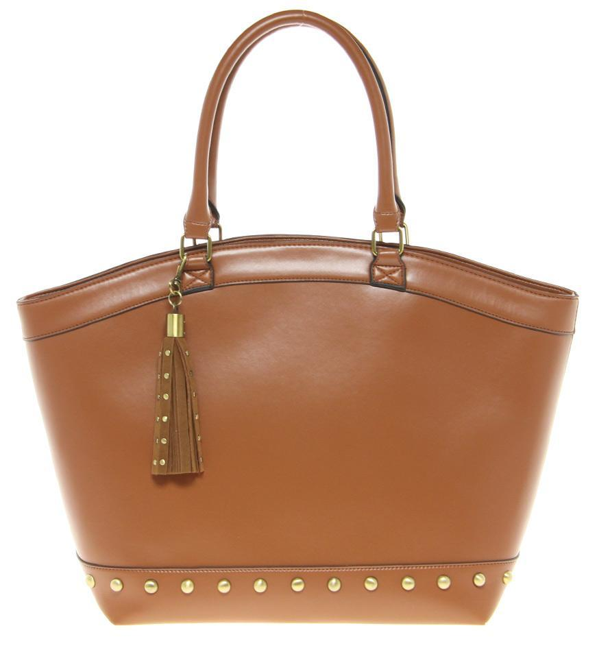 4ccdc5078d8c21 Tan New Look Branded Tote Bags | Stanford Center for Opportunity ...