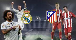 مشاهدة مباراة ريال مدريد واتليتكو مدريد بث مباشر بتاريخ 15-08-2018 كأس السوبر الأوروبي