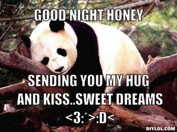 Funny Good Night Image, Meme, Photo