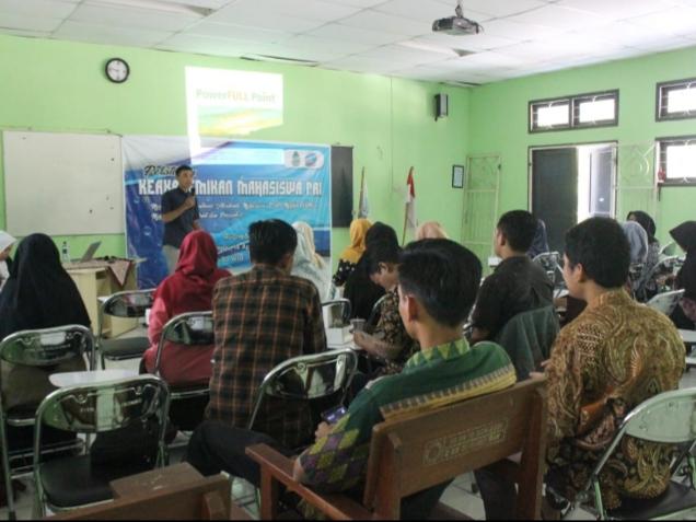 Tingkatkan Kualitas Akademik, HMJ PAI Adakan Workshop Kedua Kalinya
