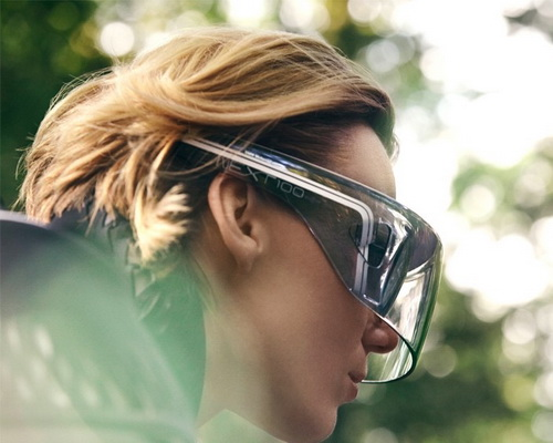 Tinuku.com BMW Motorrad Next Vision 100 digital tech future autonomous motorcycle brand