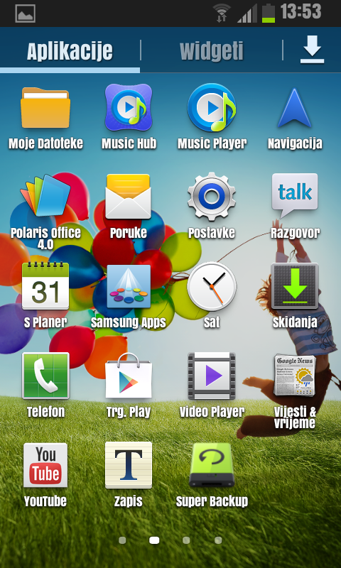 Samsung anycall galaxy s jelly bean update download