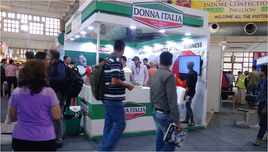 Food Exhibition Stall : Exhibition stall fabricator wooden booth builder food