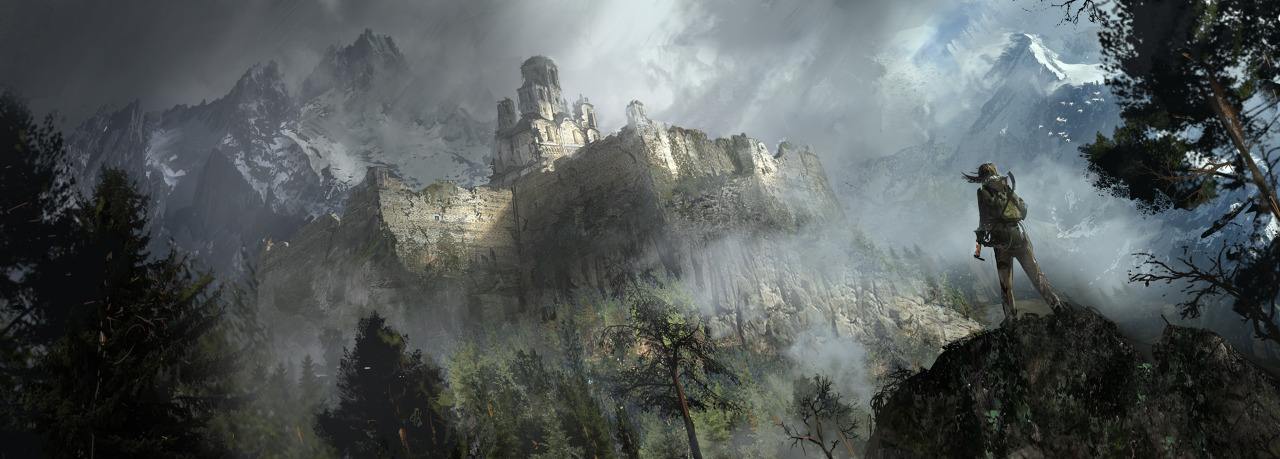 Shadow Of The Tomb Raider Concept Art: MaxRaider: Rise Of The Tomb Raider Exclusive Concept Art