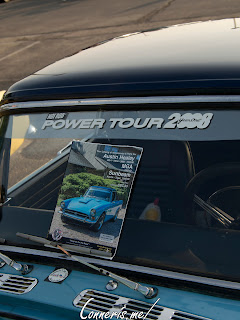 Chrysler Sunbeam Tiger Power Tour